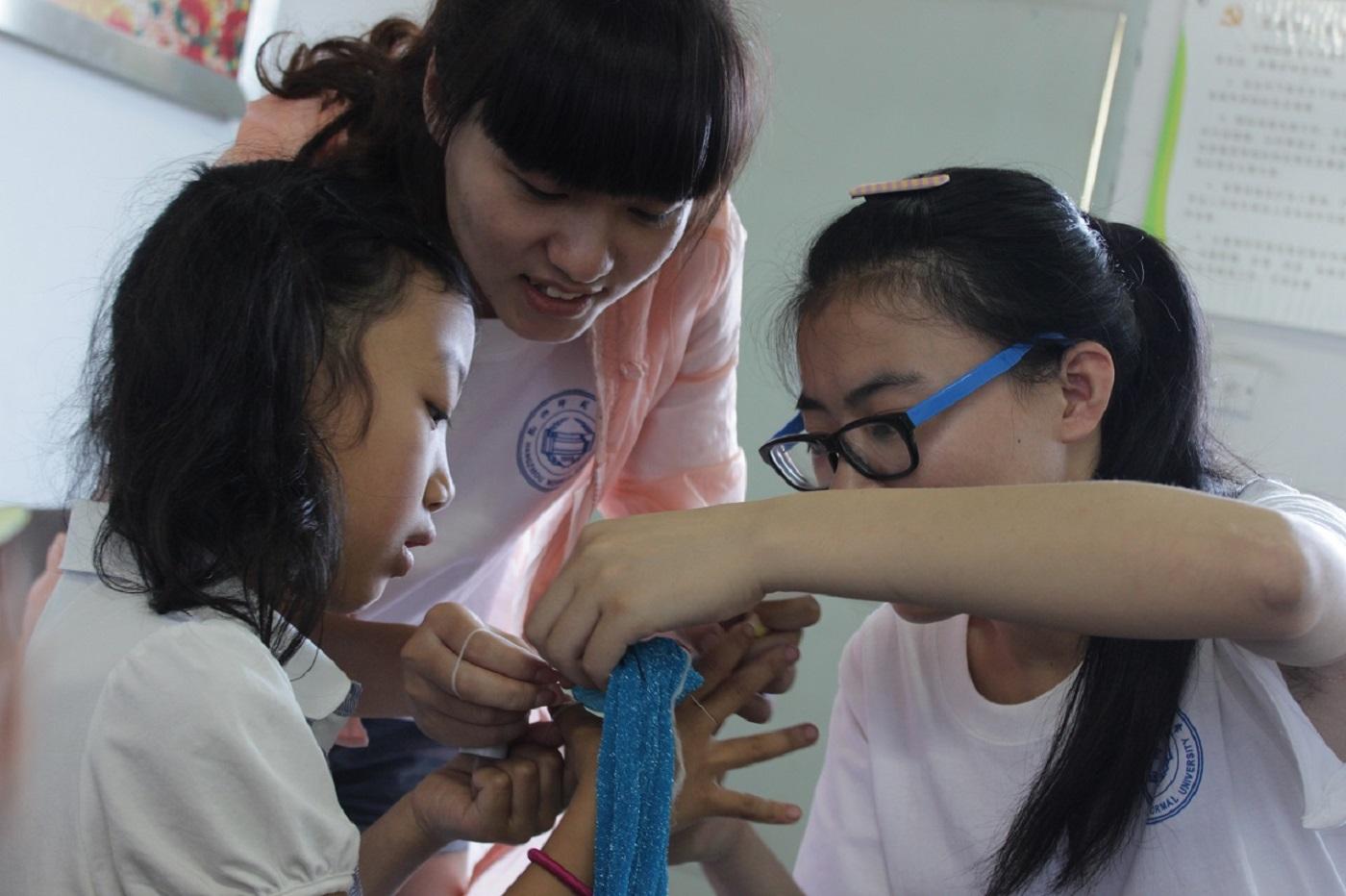儿童丝袜手工制作大全